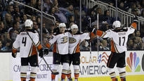 Ducks close in on Sharks in division race with 2-1 victory