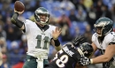 Eagles' Carson Wentz will be under pressure to help Alshon Jeffery get his next contract