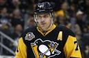 Penguins Pregame: No more blocks for Evgeni Malkin, Jaromir Jagr returns to Pittsburgh with another milestone