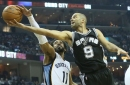 Report Card: San Antonio Spurs at Memphis Grizzlies