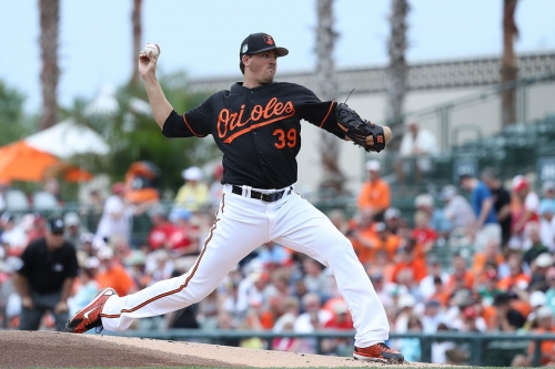 Orioles spring training game thread vs. Tigers