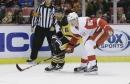 Red Wings recall Tomas Nosek from Grand Rapids again