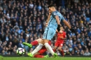 WATCH: Sergio Agüero equalizes for Manchester City vs. Liverpool