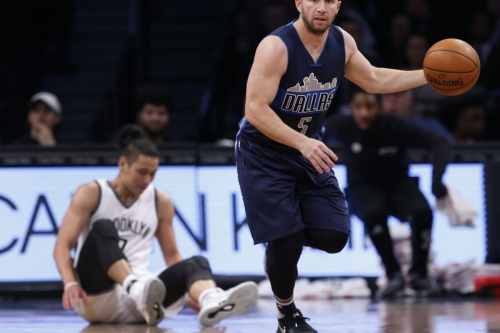 Nets fall to Mavericks as Jeremy Lin exits with ankle injury, 111-104
