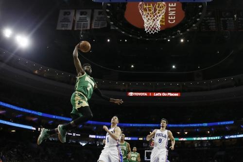 Al Horford, Boston Celtics fade during fourth quarter, fall to Philadelphia 76ers, 105-99
