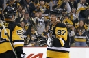 Crosby's hat trick leads Penguins by Panthers 4-0 The Associated Press