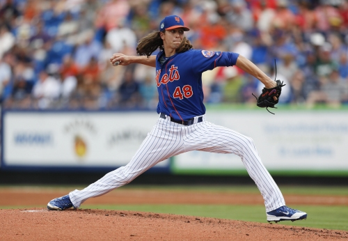 deGrom gives up four in Mets' loss to Marlins | Rapid Reaction
