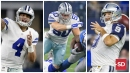 Ranking the Cowboys roster, Nos. 10-1: Who ranks higher between Tony Romo and Dak Prescott?