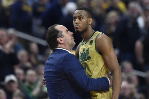 What We Learned In Notre Dame's 83-71 Tournament Loss To West Virginia
