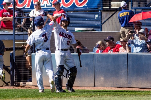 Arizona baseball: Wildcats open Pac-12 play with series win over UCLA Bruins