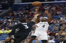Rod Walker: Jordan Crawford sizzles on this Super Sunday for Pelicans