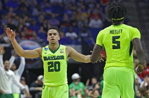 Manu Lecomte delivers Sweet 16 bid to Bears with a 46-second run that will go down in Baylor lore