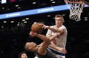 Weekend practice notes: Kristaps Porzingis expects to play Monday night