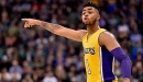 Los Angeles Lakers News: D'Angelo Russell Fined, No Response To Draymond Green