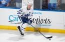 Maple Leafs linemates Nazem Kadri, Leo Komarov click