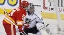Gaudreau, Monahan lift Flames over Kings 5-2