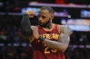 Kyrie Irving scores 46 as Cleveland Cavaliers clinch playoff spot with 125-120 victory over Lakers