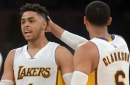 D'Angelo Russell makes Lakers history vs. Cavs after scoring career-high 40