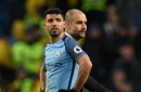 Man City player Sergio Aguero is a 'one in three' striker and Pep Guardiola has proved it