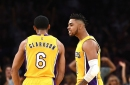 Lakers News: Luke Walton commits to D'Angelo Russell, Jordan Clarkson backcourt 'going forward'