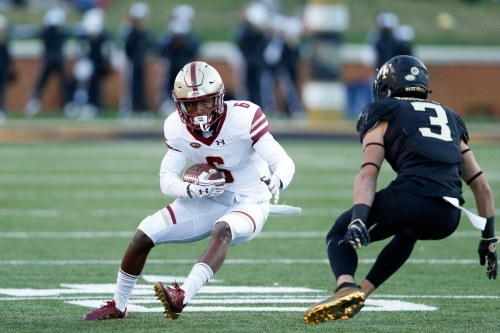 Boston College Recruiting: 2018 WR Jehlani Galloway Commits To Eagles