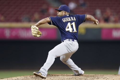 NL Central: Junior Guerra to start Opening Day for Brewers