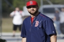 Could Sam Travis make Boston Red Sox's Opening Day roster if Hanley Ramirez can't play 1B?