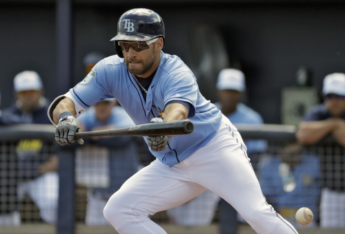 Kiermaier finalizes 6-year, $53.5 million contract with Rays The Associated Press