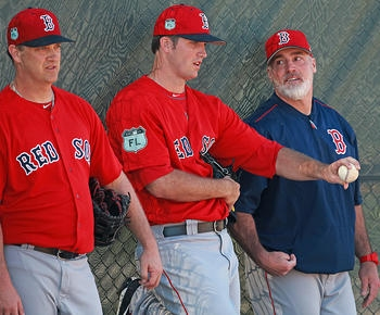 Farrell: Red Sox still looking for starting pitching depth