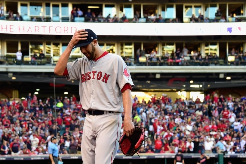 It's not time to panic about Red Sox rotation