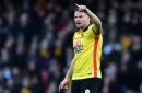 Everton's Tom Cleverley 'on brink of permanent move to Watford'