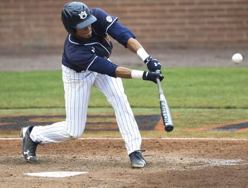 Auburn freshman Will Holland earns SEC baseball weekly honor