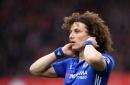 Good news in the short and long term regarding David Luiz's knee injury