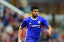 Thibaut Courtois praises Diego Costa for keeping a cool head against Stoke City