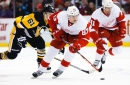 Detroit Red Wings' Tomas Nosek back in NHL: 'I feel the difference'