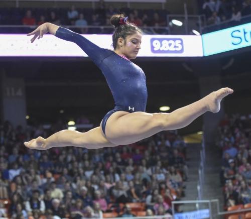 No. 21 Auburn gymnastics learns NCAA Regional destination