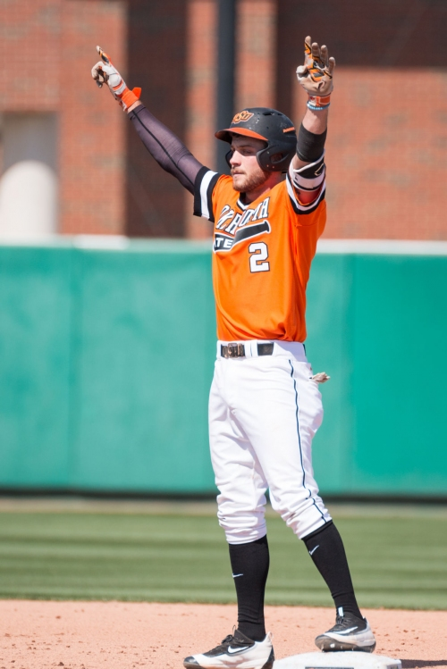 Cowboys power their way to sweep of NSU, brace for Bedlam