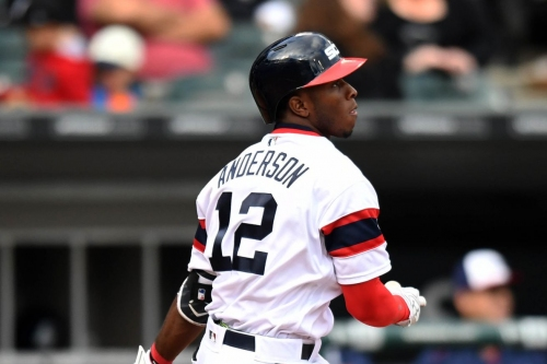 White Sox, Tim Anderson discussing extension