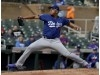Dodgers' Julio Urias finds time may not be on his side