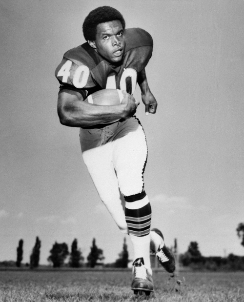 Gale Sayers, Pro Football Hall of Famer and former KU standout, battling dementia