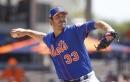 Velocity up for Matt Harvey, but Mets pitcher still shaky