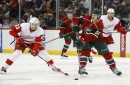 Red Wings prospect Tomas Nosek accountable defensively, improved skater