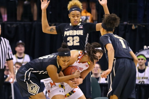 Purdue Battles ND into OT, but Falls Short 88-82