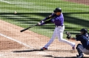 Carlos Gonzalez returns to spring training from the WBC waiting for more Rockies at-bats