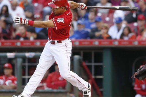 Reds beat Royals with 8-run inning