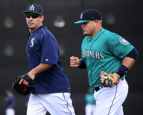 Evaluating the Mariners' first base platoon, bullpen depth and utility infielder competition