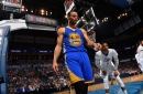 Warriors' Stephen Curry involved in skirmish with Thunder The Associated Press
