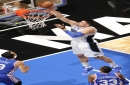 Magic storm back to beat 76ers 112-109 in OT The Associated Press