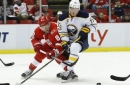 Eichel-led Sabres beat Red Wings 2-1 on power-play goals (Mar 20, 2017)