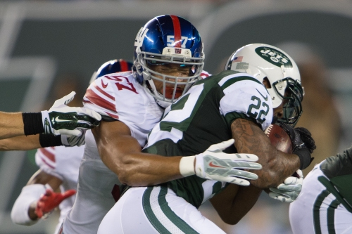 Giants to re-sign Keenan Robinson: report